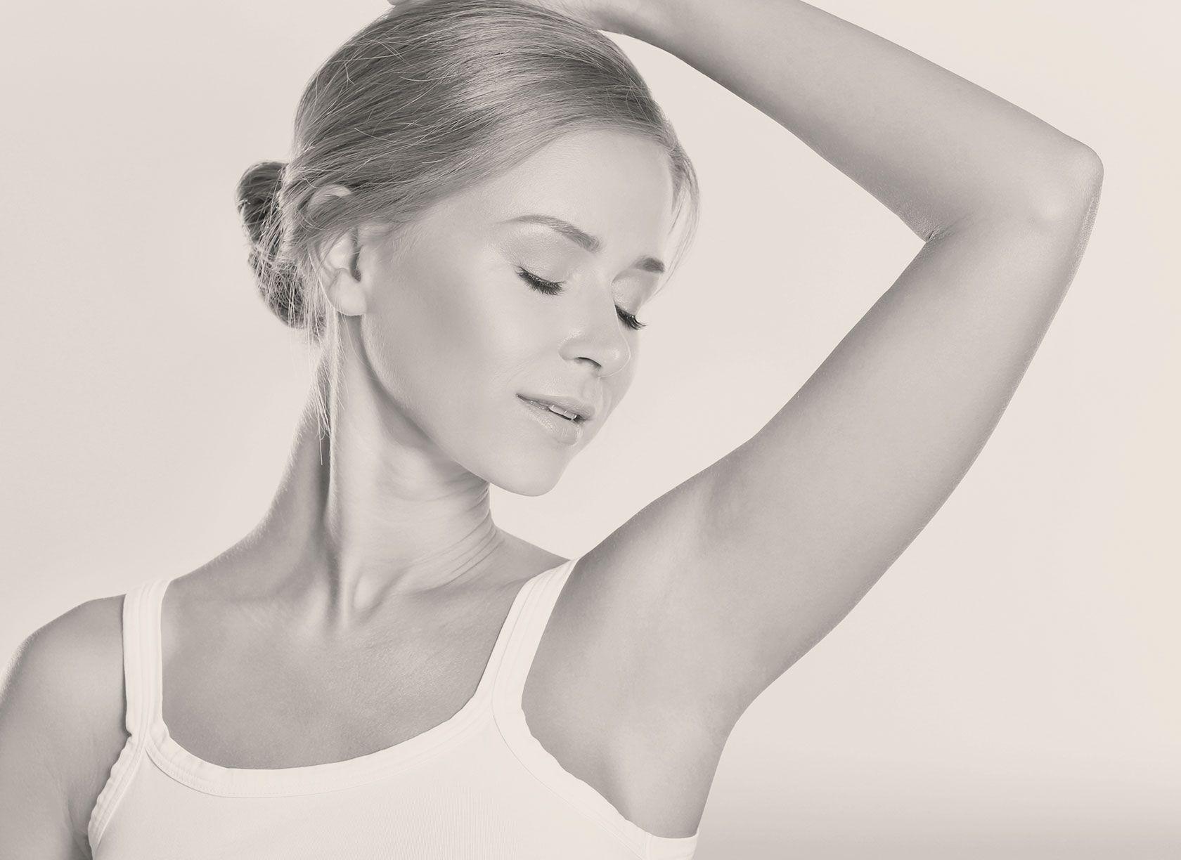 Lutter contre l'hyperhidrose avec le Botox à Paris 8 du Dr Pachet